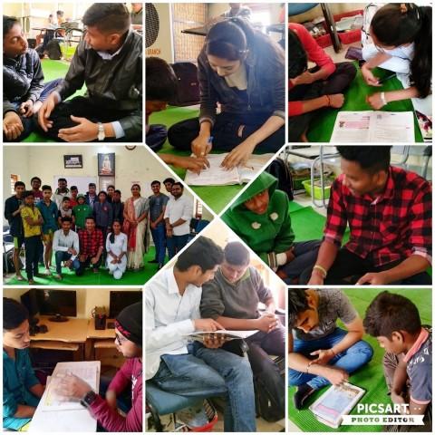 Rotaractors Orphanage Visit 2019-20